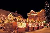 Christmas market in South Tyrol
